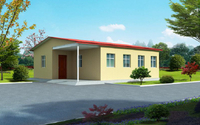 Eco-friendly House - Eps Cement Sandwich Panel House