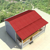 Long-life Prefabricated House for Outdoor Temporary Modular Room with Shockproof