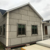 Long Life EPS Cement Sandwich Panel House Suitable for All Weather Zones
