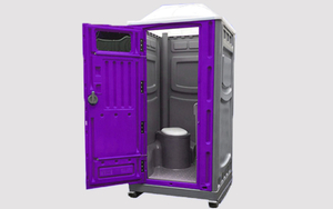 New Design China Direct Factory Of Durable Roto Molding Pe Plastic Mobile Coin Portable Toilet