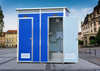 Easy assembly outdoor portable mobile color toilet,Most popular luxury toilet