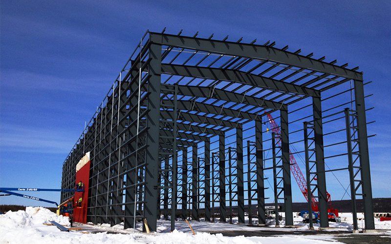 China Factory Manufacturer Best Price Light Prefabricated Steel Structure Hotel Building