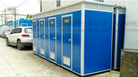 USA Project Prevent COVID-19 Mobile Toilet