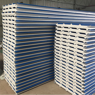 Easy Installation Best Price EPS Sandwich Panel for Roof and Wall