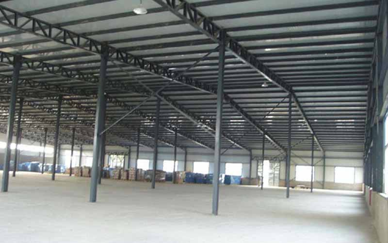 Why Choose Steel Structure Warehouse Not To Choose Steel Mixed Structure Warehouse?